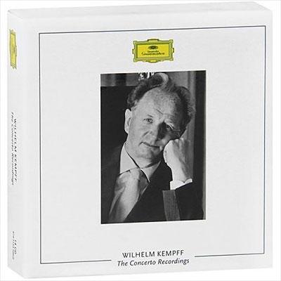 ヴィルヘルム・ケンプ コンチェルト・レコーディングス(14CD)