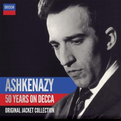 ヴラディーミル・アシュケナージ デッカ録音50周年記念ボックス(50CD)