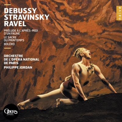 ストラヴィンスキー:春の祭典、ラヴェル:ボレロ、ドビュッシー:牧神の午後への前奏曲 P.ジョルダン&パリ・オペラ座管