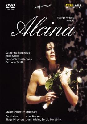 『アルチーナ』全曲 ヴィーラー&モラビート演出、ハッカー&シュトゥットガルト州立歌劇場、ナグレシュタット、クート、他(1999 ステレオ)(日本語字幕付)