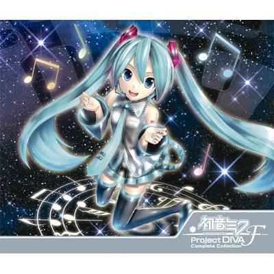 初音ミク -Project DIVA-F Complete Collection 【通常盤:2CD+特典DVD】