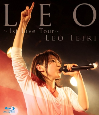 leo 1st live tour blu ray hmv books. Black Bedroom Furniture Sets. Home Design Ideas