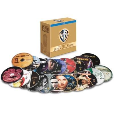 【数量限定生産】ベスト・オブ・ワーナー・ブラザース 90周年記念20フィルム・コレクション