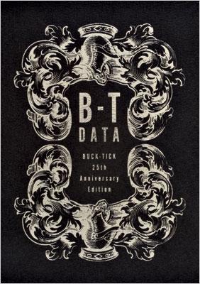 BUCK-TICK 25th Anniversary BOOK「B-T DATA」 [Lawson / L-PACA BOOKS / HMV Limited Novelty: 2 Postcards]