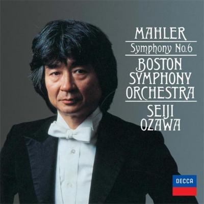 交響曲第6番『悲劇的』 小澤征爾&ボストン交響楽団(2CD)