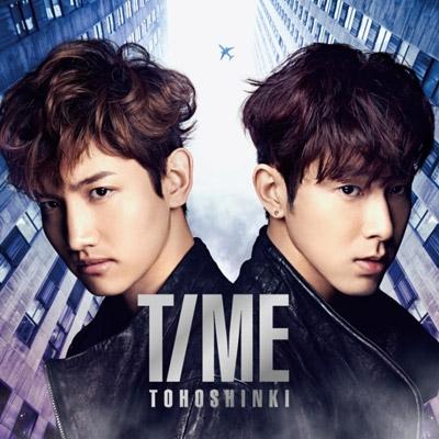 TIME 【ジャケットB】(CD+DVD)