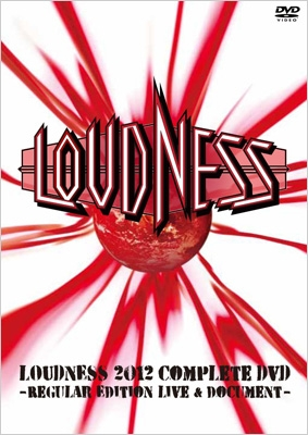 LOUDNESS 2012 Complete DVD