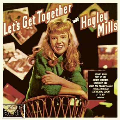 let s get together with hayley mills hayley mills hmv books