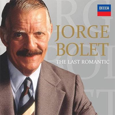 ホルヘ・ボレット/ザ・ラスト・ロマンティック(9CD)