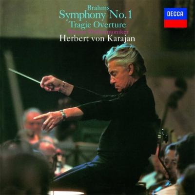 交響曲第1番、悲劇的序曲 カラヤン&ウィーン・フィル