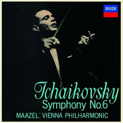交響曲第6番『悲愴』、幻想序曲『ハムレット』 マゼール&ウィーン・フィル