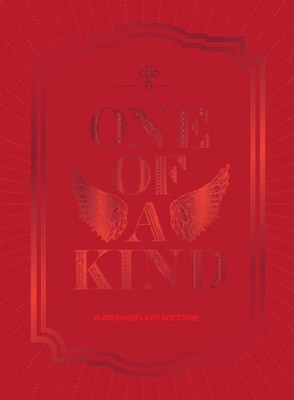 G-DRAGON'S COLLECTION 'ONE OF A KIND' (3DVD+PHOTOBOOK)