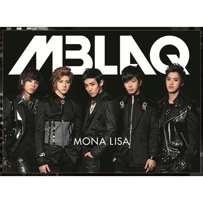 MONA LISA -Japanese Version-【初回限定盤A】(CD+DVD+ミニ写真集)
