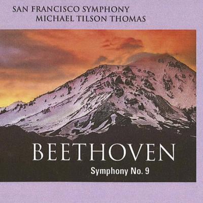 交響曲第9番『合唱』 ティルソン・トーマス&サンフランシスコ交響楽団