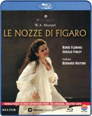 『フィガロの結婚』全曲 メドカルフ演出、ハイティンク&ロンドン・フィル、フィンリー、フレミング、他(1994 ステレオ)