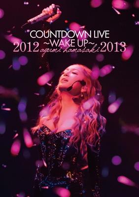 ayumi hamasaki COUNTDOWN LIVE 2012-2013 A 〜WAKE UP〜