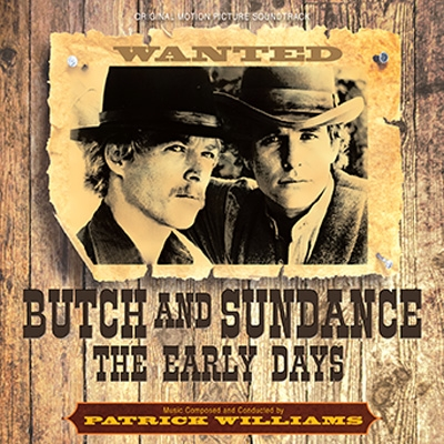Butch And Sundance: Early Years, Original Motion Picture Score