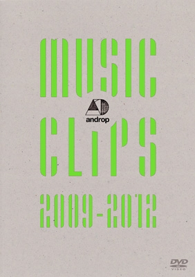 androp music clips 2009-2012