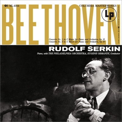 Piano Concertos Nos 1 3 Serkin P Ormandy Philadelphia