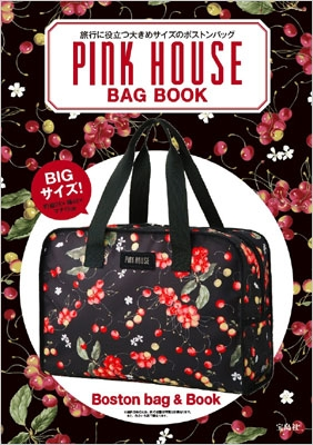 PINK HOUSE BAG BOOK