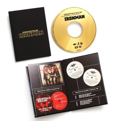 Ironman Gold Edition