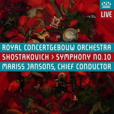 交響曲第10番 ヤンソンス&コンセルトへボウ管弦楽団