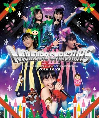 ももいろクリスマス2012 〜さいたまスーパーアリーナ大会〜24日公演 【通常版】(Blu-ray)