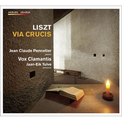 十字架への道、パーテル・ノステル、他 ペヌティエ、トゥルヴェ&ヴォクス・クラマンティス