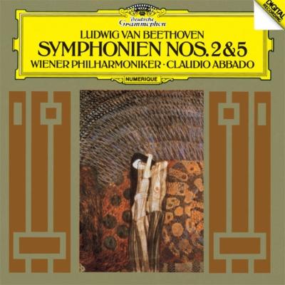 交響曲第5番『運命』、第2番 アバド&ウィーン・フィル