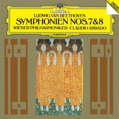 交響曲第7番、第8番 アバド&ウィーン・フィル(1987)