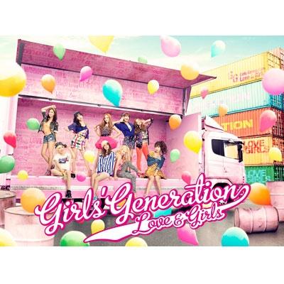 LOVE & GIRLS (+DVD)【初回限定盤】