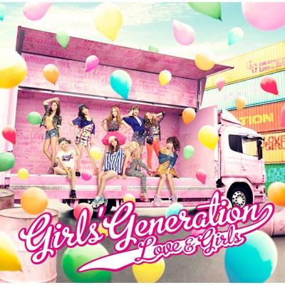 LOVE & GIRLS 【通常盤】
