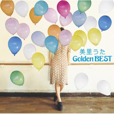 美里うたGolden BEST (+DVD)【初回限定盤】