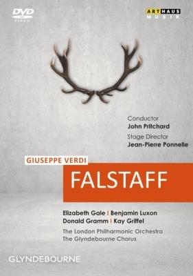 『ファルスタッフ』全曲 ポネル演出、プリッチャード&ロンドン・フィル、グラム、グリッフェル、他(1976 ステレオ)