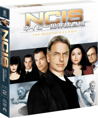 NCIS ネイビー犯罪捜査班 シーズン2<トク選BOX>【6枚組】