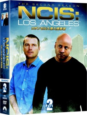 ロサンゼルス潜入捜査班 〜NCIS: Los Angeles シーズン2 DVD-BOX Part 2【6枚組】