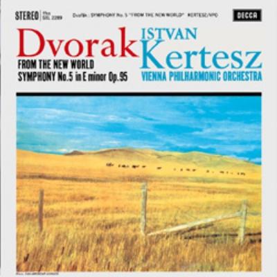 交響曲第9番「新世界より」:イシュトヴァン・ケルテス指揮&ウィーン・フィルハーモニー管弦楽団 (180グラム重量盤レコード/Speakers Corner)