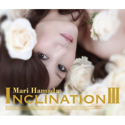 INCLINATION III 【初回限定盤 CD+DVD+特典CD(新曲1曲収録):オールカラーフォトブック及びスリーブケース付】