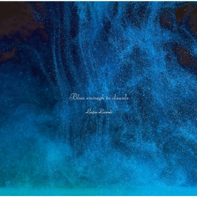 BLUE enough to dazzle