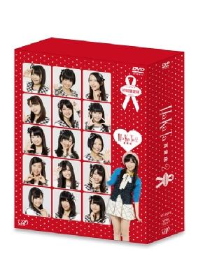 HaKaTa百貨店2号館 DVD-BOX 【初回限定版 : DVD4枚組(本編ディスク3枚+特典ディスク1枚): HKT48推しメン缶バッジ 2種ランダム封入】