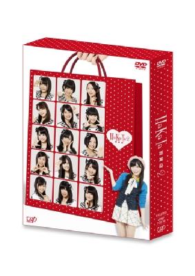 HaKaTa百貨店2号館 DVD-BOX 【通常版DVD4枚組(本編ディスク3枚+特典ディスク1枚)】