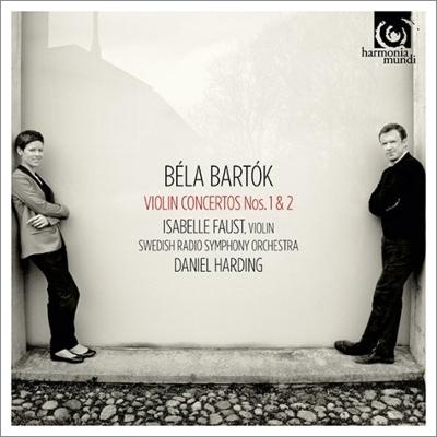 ヴァイオリン協奏曲第1番、第2番 I.ファウスト、ハーディング&スウェーデン放送響