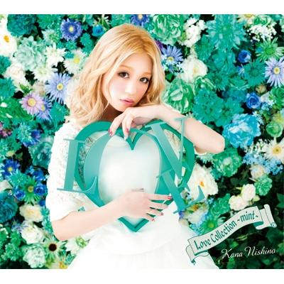 Love Collection 〜mint〜【初回限定盤 :西野カナビデオクリップ集DVD+スペシャルブックレット付】