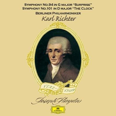 交響曲第94番『驚愕』、第101番『時計』 リヒター&ベルリン・フィル