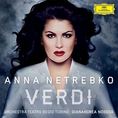 アンナ・ネトレプコ/ヴェルディ:オペラ・アリア集(CD+DVD)