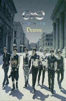 2nd Single -Destiny