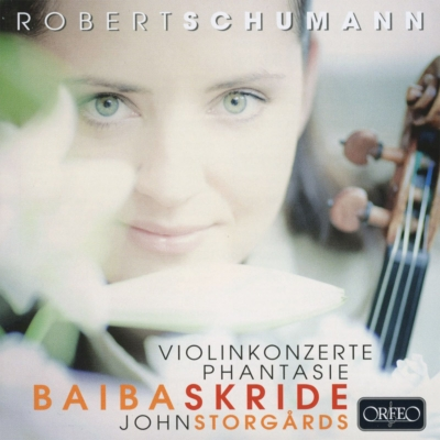 ヴァイオリン協奏曲、チェロ協奏曲(ヴァイオリン版)、幻想曲 スクリデ、ストゥルゴールズ&デンマーク国立放送響