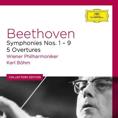 交響曲全集 ベーム&ウィーン・フィル(6CD)