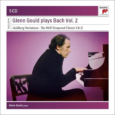グレン・グールド・プレイズ・バッハ VOL.2(5CD)