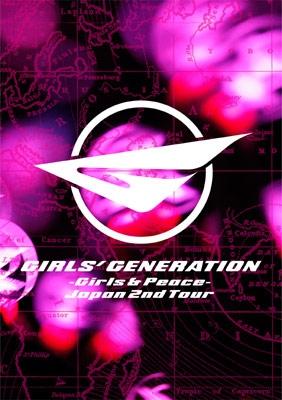GIRLS' GENERATION -Girls&Peace-Japan 2nd Tour [Standard Edition]